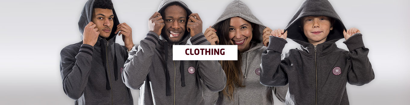 Hearts Clothing on Heart of Midlothian