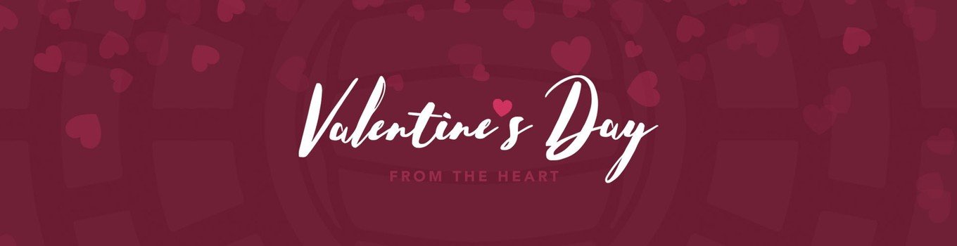 Valentines Day on Heart of Midlothian