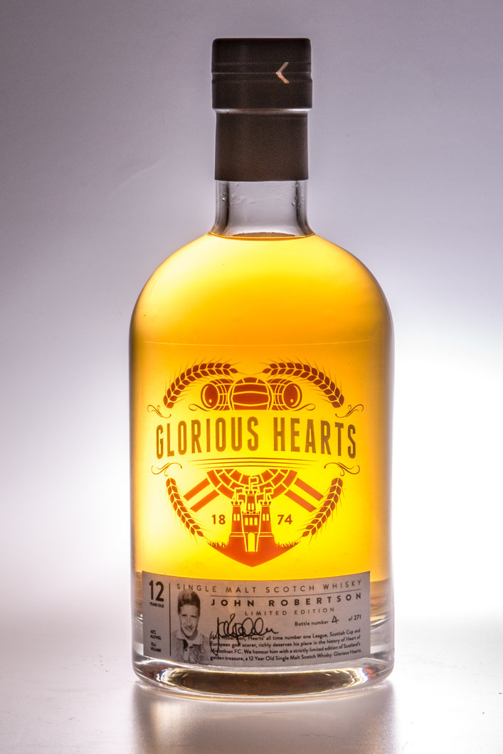 Glorious Hearts Whisky (Collection Only)