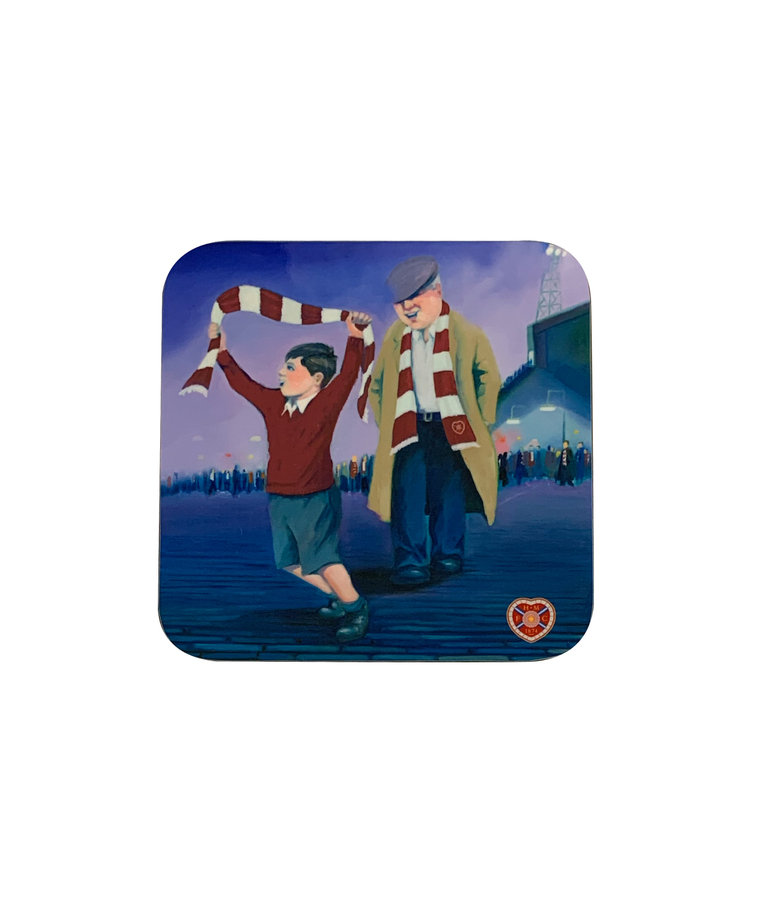 Man & Boy Celebration Coaster