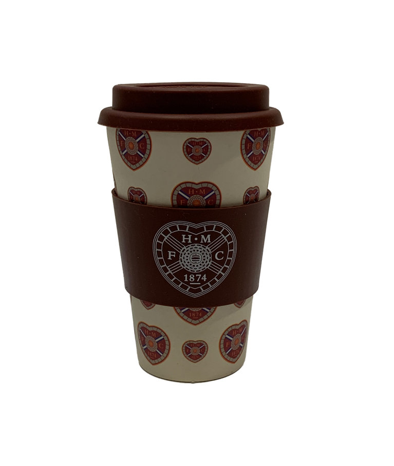 Multi Crest Bamboo Re-useable Cup