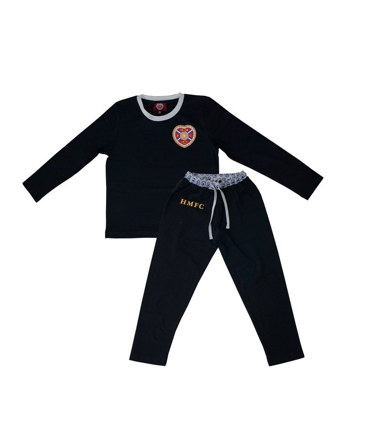 Navy Kid's PJs
