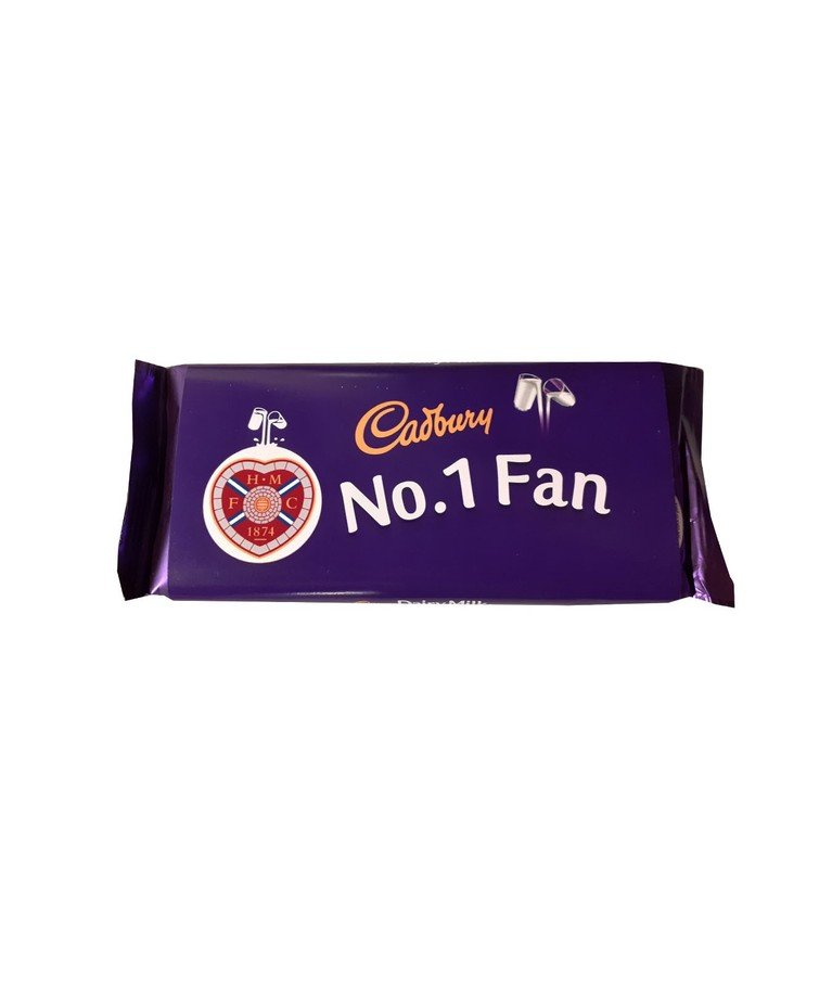 No. 1 Fan Cadbury Bar