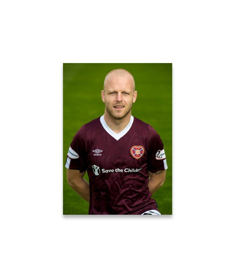 Player Postcard - Naismith