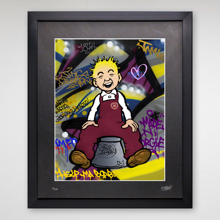 Sleek - Oor Jambo Small Limited edition framed print