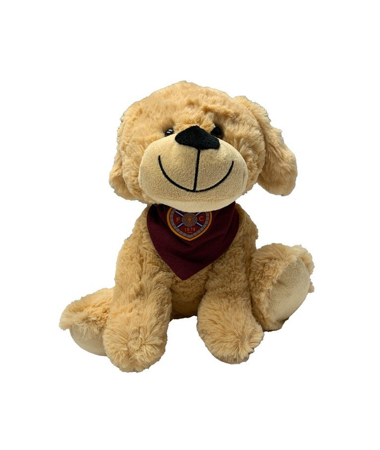 Soft Toy - Puppy (Yellow Labrador)