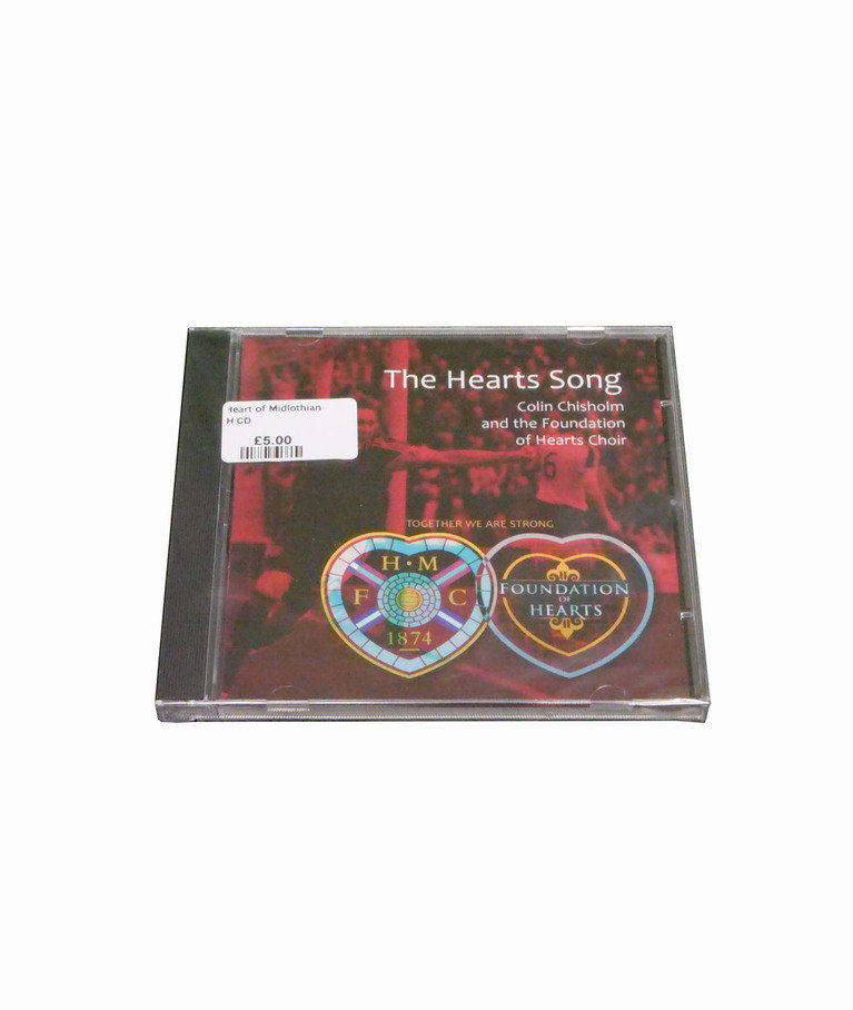 The Hearts Song CD
