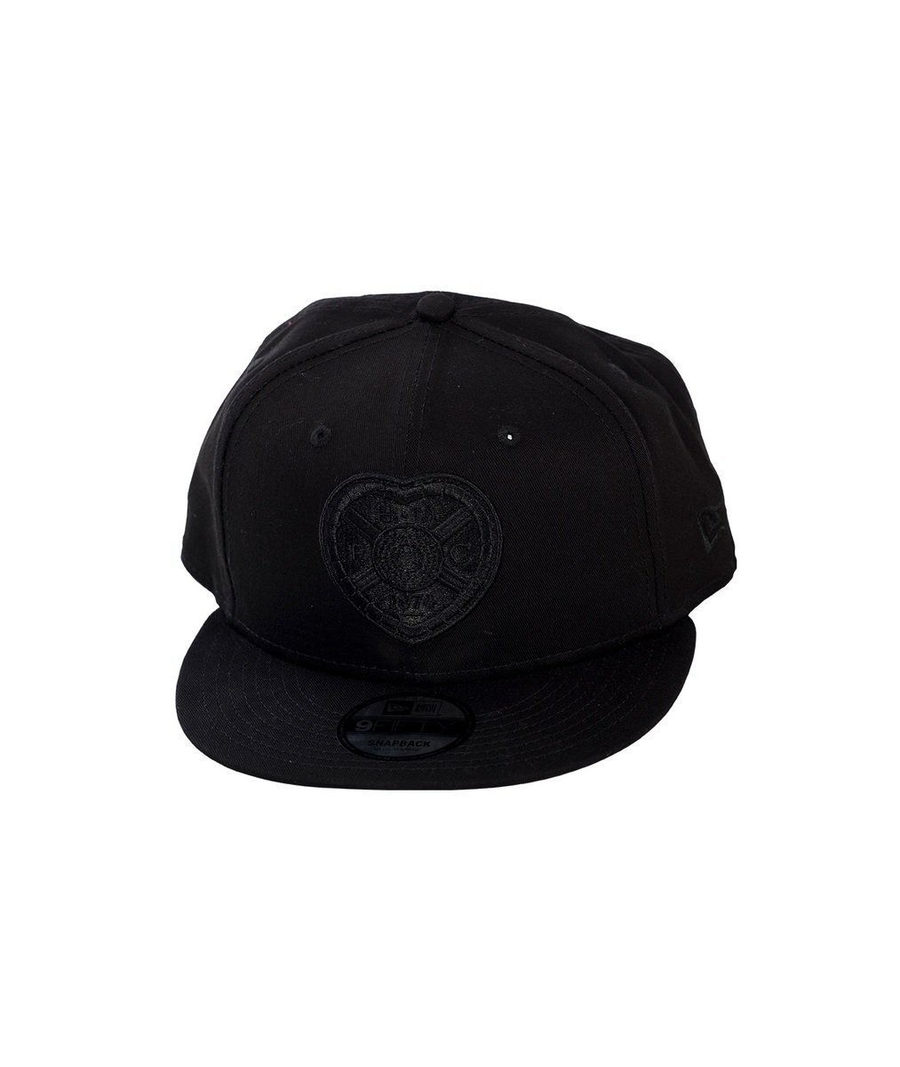 New Era Embroidered Cap - Black Thumbnail 8666ada178f